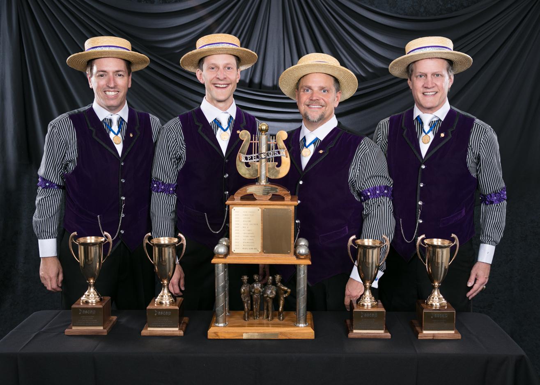 Main Street - Trophy