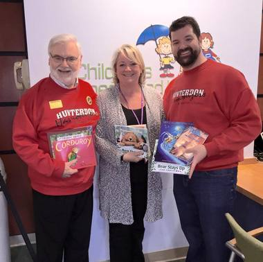 Hunterdon Harmonizers donate children's books to area hospitals | NJ.com