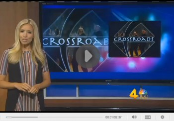 "Crossroads performs live on ""More at Midday"""