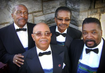 Legendary gospel quartet THE FAIRFIELD FOUR named Honorary Life Members of the Barbershop Harmony Society