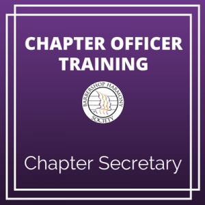 CHAPTER OFFICERTRAINING