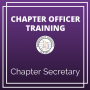Updated Online Training Videos Available for Chapter Secretaries & More to Come!