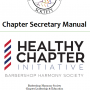 Updated Training Manual for Chapter Secretaries