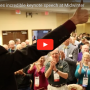 Deke Sharon gives incredible keynote speech at Midwinter