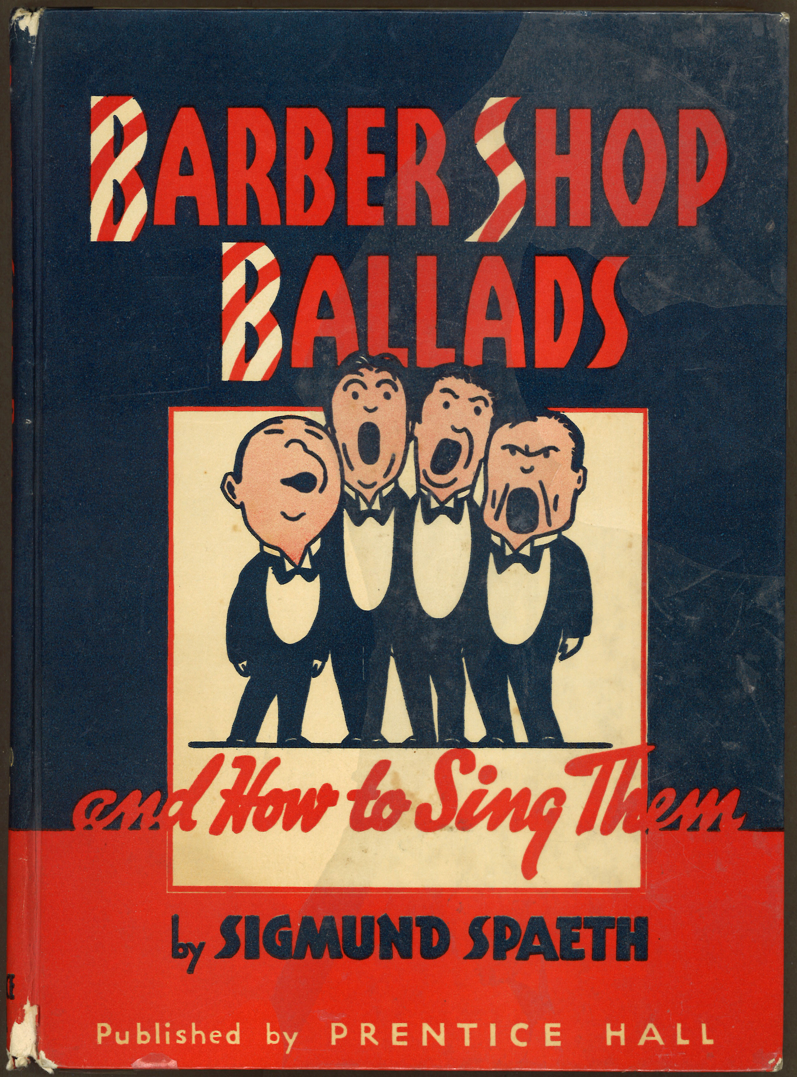 So You Want to Sing Barbershop: Clark: 9781442266001 ...