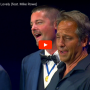 Mike Rowe named Honorary Life Member of Barbershop Harmony Society
