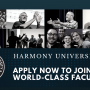 Faculty applications open for Harmony University 2018!