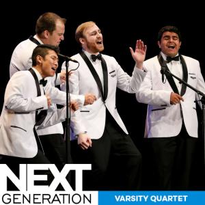 Varsity Quartet Contest