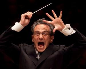 Metropolitan Opera director Fabio Luisi