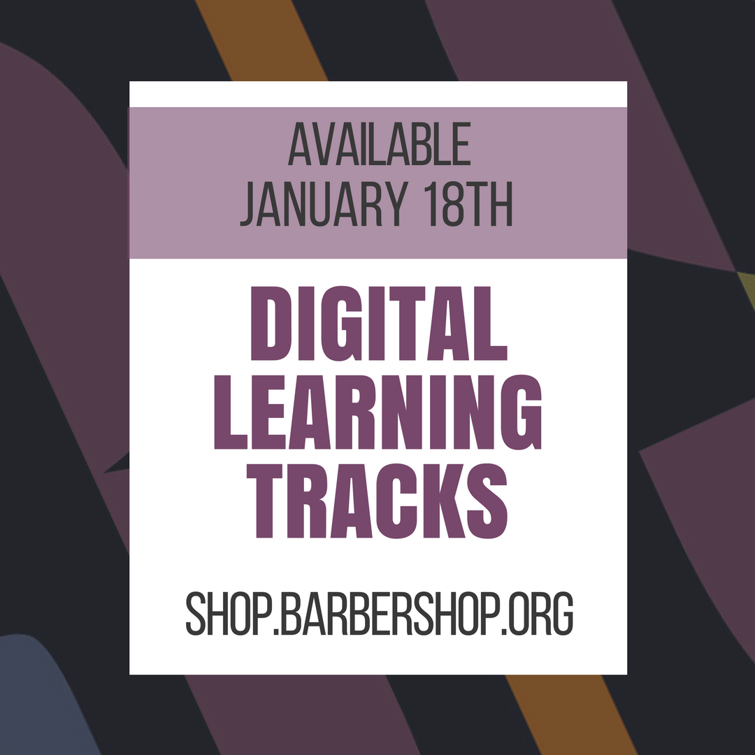 Digital learning tracks