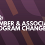 Frequently Asked Questions: Society Membership and Associate programs