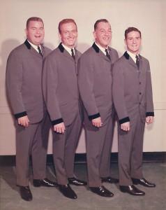 Easternaires Danny, Bob, Bill, Eddy